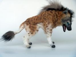 Cachinate the Hyena Room Guardian 3 by AnyaBoz