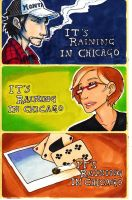 Chicago Stickers by smokewithoutmirrors