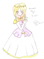 SP - Princess Kenny - Colored by Tibby-san