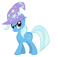 Trixie Sparkle by WillDrawForFood1