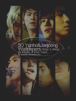50 Yunjae Wallies for iPhone:D by tekhniklr