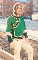 Anime Boston 2014 - Lie Ren by Roanam
