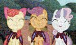 Cutie Mark Crusaders by Lacon-te