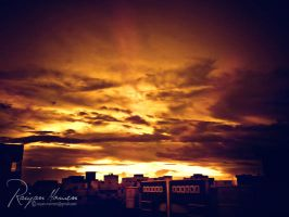 Let the sky burn by Goliath-Artistry