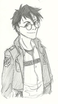 Harry - SnK by Mababwion1