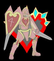 Knight of Hearts by FreeFlowingFabler