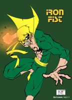 Iron Fist by TheSnowman10