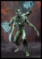 Super Adaptoid two by H-Minus
