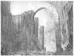Pencil Drawing of ''The Frost Valley'' by JJcanvas by QuinnBarsballe