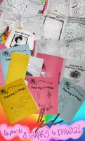 Coloring is Magic: The Montage by what-Nancy-drew