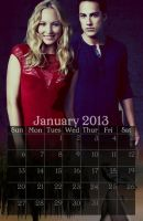 TVD January 2013 by angiezinha