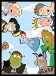 SHREK 2 by DalilaGFX