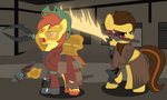 Stand At Echo Base by rainbowmaster921