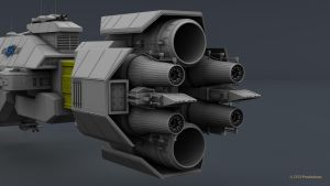 B5 Warlock Destroyer WIP 10 by 2753Productions