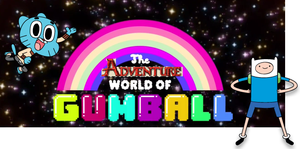 The Adventure World Of Gumball by markthomasboom
