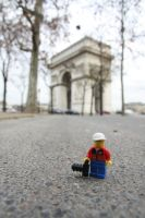 Tourist in Paris by solcarlusmd