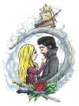 Captain Swan by iAngell