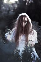 Ghost Bride - Struggle by PinkaPhotography
