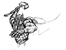 Thor by rubioric