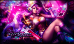 Miss Fortune signature by Pajaroespin