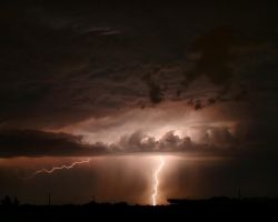 Country Lightning VII by QwikDrah