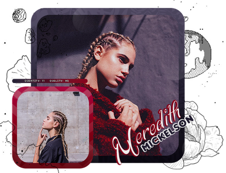 //PHOTOPACK 114 - MEREDITH MICKELSON// by BIRDY-PHOTOPACKS