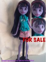 Custom Twilight Equestria Girls MH doll FOR SALE by Chanditoys