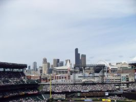 Seattle Mariners by CirrusDriver