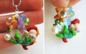 Under The Sea necklace by mayumi-loves-sora