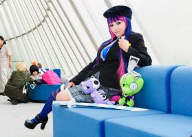 Stocking by mila-tiemy