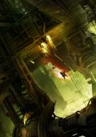 escape by jonone