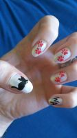 Cat Nails by love---less