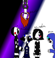 The Puppets by Shinynight1