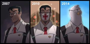 TF2 2007-2014 by biggreenpepper
