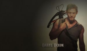 Daryl Dixon - The Walking Dead by Nonalizhus