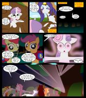Cutie Mark Crusaders 10k: Lulamoon Page 32 by GatesMcCloud