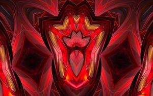 Queen of Hearts by jazzilady