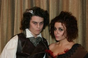 Sweeney Todd Cosplay by sfisher40