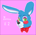 FNAF - Bonnie v.2? by LuxuryDeluxe