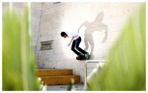 Dor - Wallride by bensmiley
