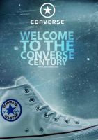 Converse advert! by Lewisshearer