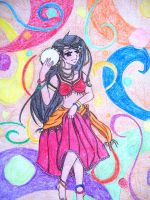 APH: Gypsy Dance by kahochanlenkunlovers