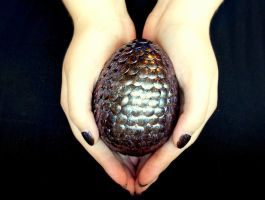 Dragon Egg Tutorial by RubyReminiscence