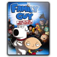Family Guy - Back To The Multiverse by dander2