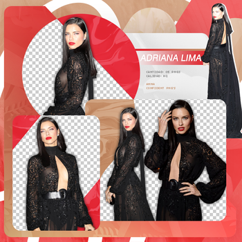Png Pack 678 // Adriana Lima by confidentpngs