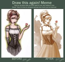 Before / After thingy by Saaally
