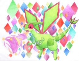 Flygon by Neoncito