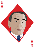 Lennie Briscoe from Law and Order Card by JenniBee