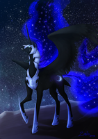 =The Mare On The Moon= by Zhoid