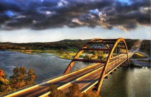 Pennybacker Bridge by datura09